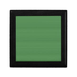 El verde elegante de la PLANTILLA DIY añade la Caja De Regalo