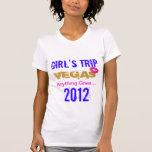 El viaje del chica de Vegas Camisetas
