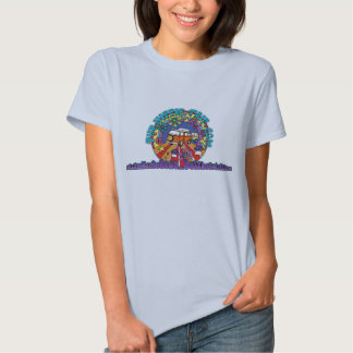 El viaje del Hippie - los años 60 pueden ser idos… Camiseta