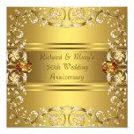 El Victorian del oro florece aniversario del oro Comunicado Personal