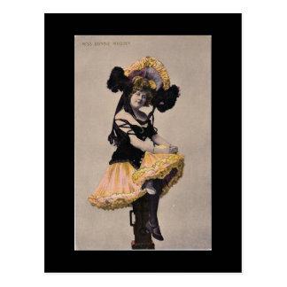 El Victorian puede poder la postal del chica