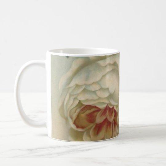 El Victorian subió rosas ingleses de la Taza De Café
