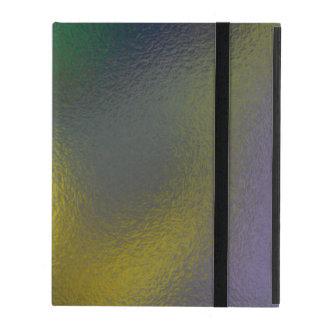 El vidrio tuerce (11 de 12) (el amarillo) iPad coberturas