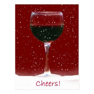 El vino anima la postal del día de fiesta