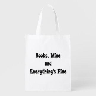 El vino de los libros todo es muy bien bolso