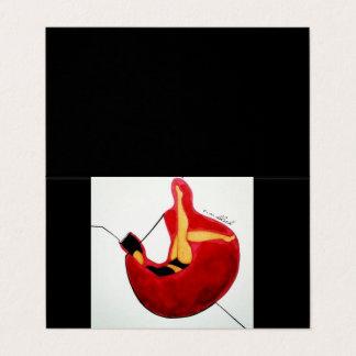 """El """"vino empapa 1: """" Mini tarjetas de nota nuevas"""