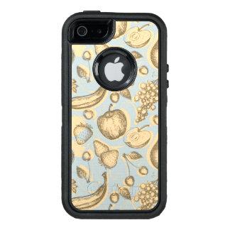 El vintage da fruto modelo funda otterbox para iPhone 5/5s/SE