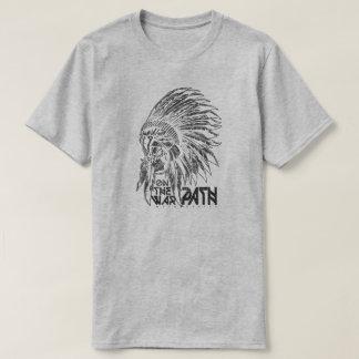 El vintage diseñó la camiseta clásica de la