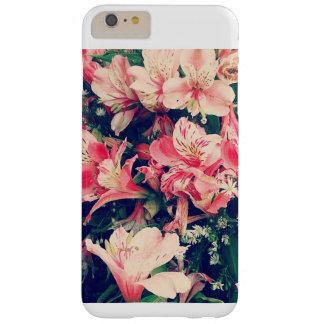 El vintage florece la caja del teléfono funda para iPhone 6 plus barely there