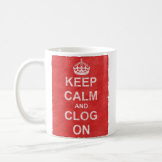 El vintage guarda calma y estorba encendido taza de café