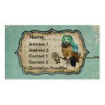 El vintage Smokey subió la tarjeta de visita del b