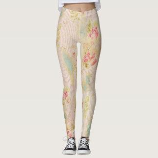 El vintage soña las polainas leggings