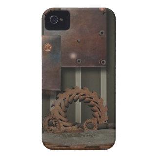 El vintage SteamPunk adapta el caso del iPhone 4 iPhone 4 Funda