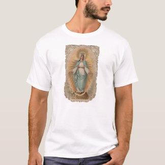 El Virgen María bendecido - Inmaculada Concepción Camiseta