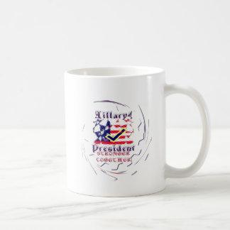 El voto para un mi más fuerte de Hillary los Taza De Café