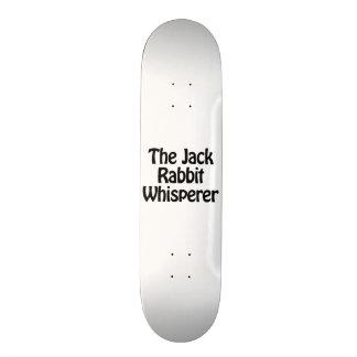 el whisperer del conejo del enchufe monopatín 18,4 cm