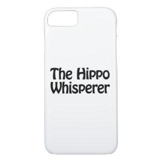 el whisperer del hipopótamo funda iPhone 7