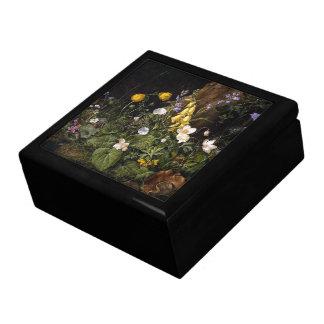 El Wildflower alpino florece la caja de regalo