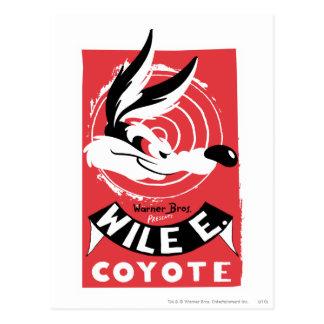 El Wile Warner Bros. presenta el poster Postales
