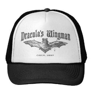 El Wingman de Drácula Gorro De Camionero