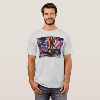 """El XL """"rey"""" camiseta de los hombres del triunfo"""