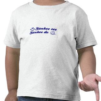 El yanqui embroma la camiseta