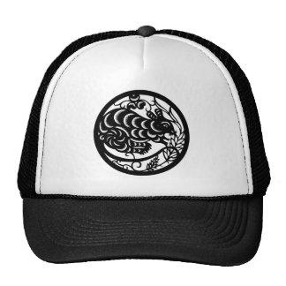 El zodiaco chino - la rata gorras