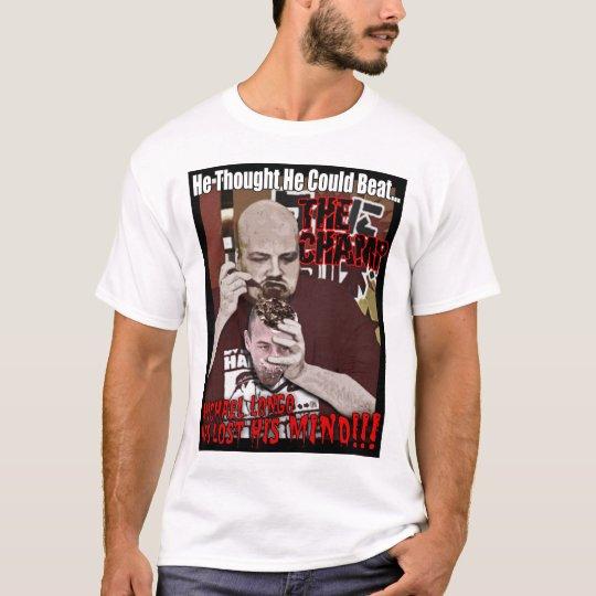 El zombi lo va a hacer camiseta