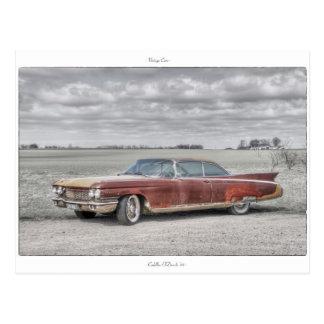 Eldorado '60 de Cadillac Postal