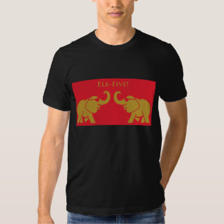 ¡Ele-five! Camisetas