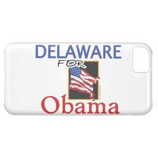 Elección Delaware para Obama Funda Para iPhone 5C
