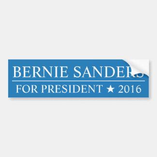 Elección presidencial 2016 de las chorreadoras de pegatina para coche