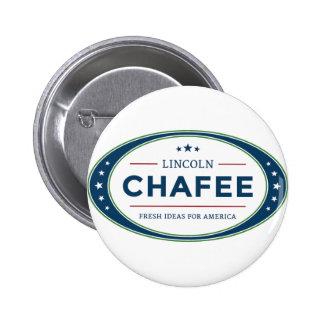 Elección presidencial 2016 de Lincoln Chafee Chapa Redonda De 5 Cm