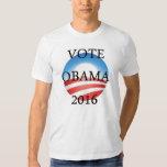 Elección presidencial de Barack Obama 2016 del Camisas