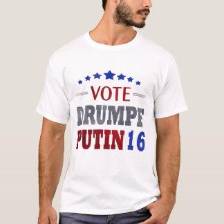Elección republicana divertida 2016 del humor camiseta