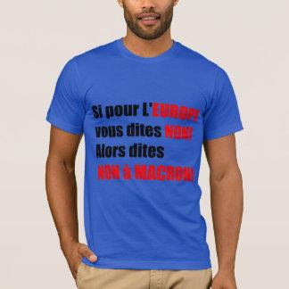 Elecciones presidenciales 2017 de Francia - Camiseta