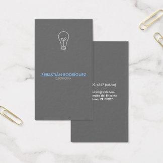 Electricista - electricista tarjeta de negocios