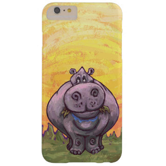 Electrónica del Hippopotamus Funda Barely There iPhone 6 Plus