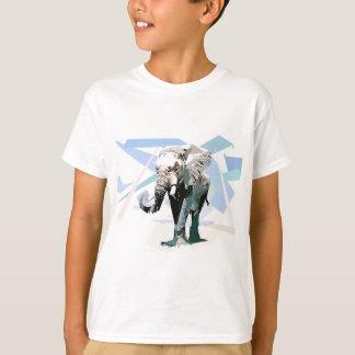 elefante africano camiseta
