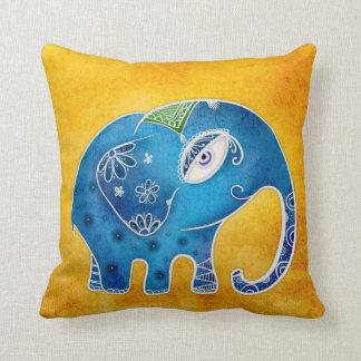 Elefante Cojín Decorativo