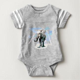 Elefante de África Body Para Bebé