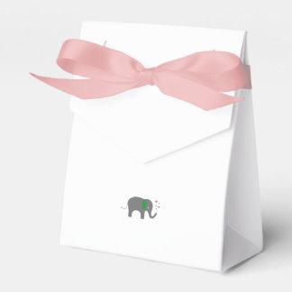 Elefante del amor caja de regalos