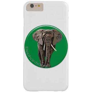 Elefante Funda De iPhone 6 Plus Barely There