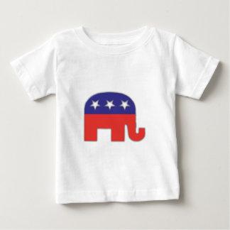 Elefante republicano camisetas