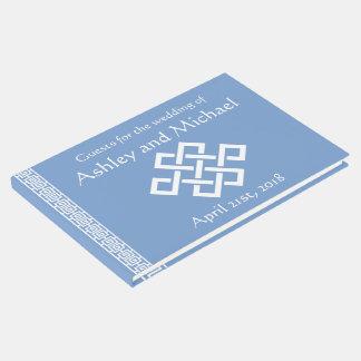Elegancia china en libro de visitas del bígaro
