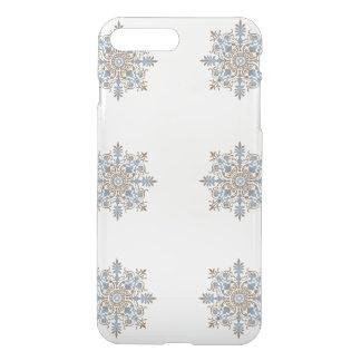 Elegancia simple funda para iPhone 7 plus