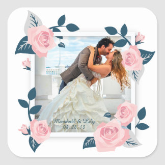 Pegatinas con fotos en Zazzle