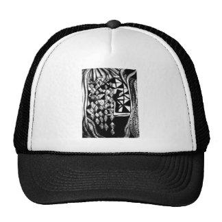 elegante derecho de papel gorras