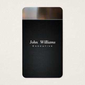 Elegante profesional autónomo freelance freelances tarjeta de visita