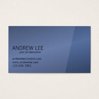 Elegante y profesional - tarjetas de visita